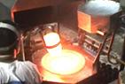 Termopares na indústria de fusão de ferro
